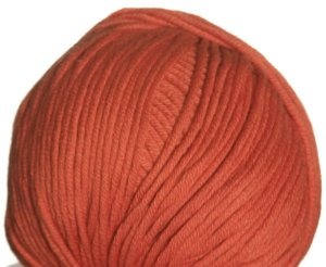 Debbie Bliss Eco Cotton Yarn - 601 Pumpkin