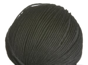 Debbie Bliss Eco Baby Yarn - 17 Black