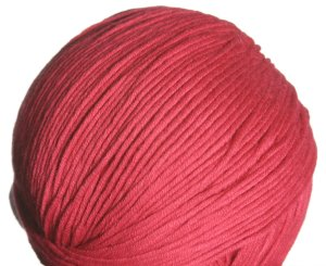 Debbie Bliss Eco Baby Yarn - 22 Red