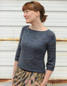 Winged Knits Patterns - Breakwater Pattern