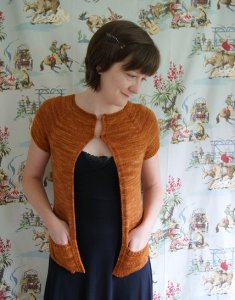 Winged Knits Patterns - Candelia Pattern