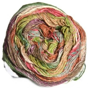 Noro Taiyo Sock Yarn - 02 Browns, Greens, Red, Plum (Discontinued)