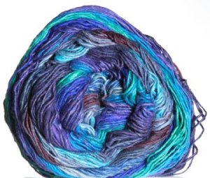 Noro Taiyo Sock Yarn - 03 Purples, Blues