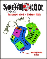 PolarKnits The Sock Doctor - The Sock Doctor (Discontinued)