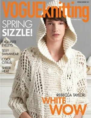 Vogue Knitting International Magazine - '11 Spring/Summer