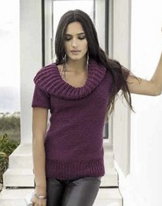 Lana Grossa Alta Moda Estate  Kit - Women's Pullovers