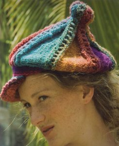 Noro Kureyon Adhara Hat Kit - Hats and Gloves