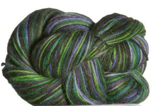Misti Alpaca Hand Paint Sock Yarn - 23 - Highlands (Discontinued)