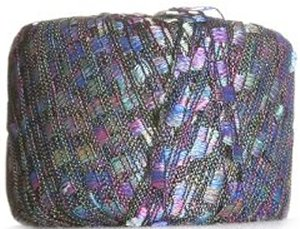 Knitting Fever Athena Yarn - 34 Purple, Blue