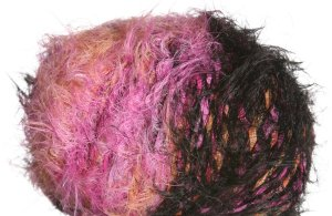 Lana Grossa Pep Blocco Yarn - 887 Pink/Orange/Black