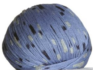 Lana Grossa Coccinella Yarn - 19 Denim