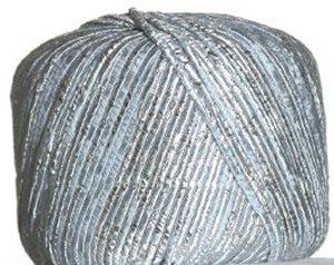 Lana Grossa Festa is luxeuze garen samengesteld uit katoen en lurex. Aanbevolen naalddikte ,5mm. Voor een trui in maat 38 heeft u 10 bollen nodig.