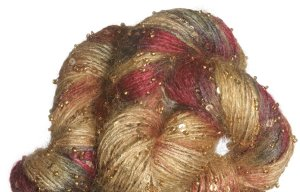 Artyarns Beaded Mohair and Sequins Yarn - 1018 w/Gold