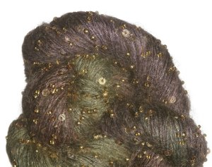 Artyarns Beaded Mohair and Sequins Yarn - 1004 w/Gold