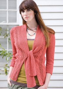 Berroco Linsey Vives Cardigan Kit - Women's Cardigans