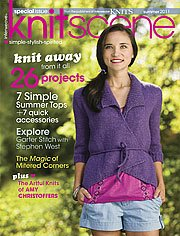 Knitscene Magazine - '11 Summer