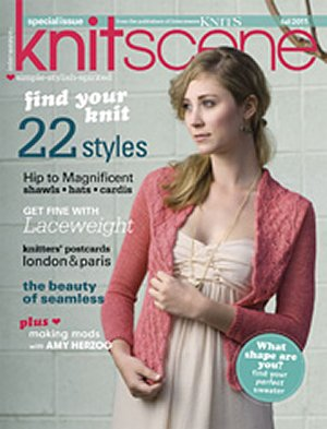 Knitscene Magazine - '11 Fall