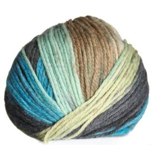 Universal Yarns Deluxe Chunky LP Yarn - 01 Sea And Sand