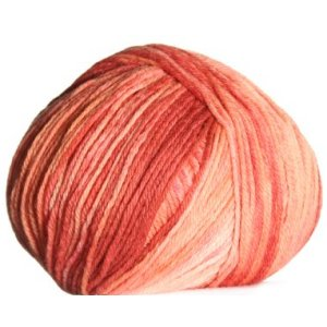 Universal Yarns Deluxe Worsted Magic Yarn - 901 Orange Sorbet