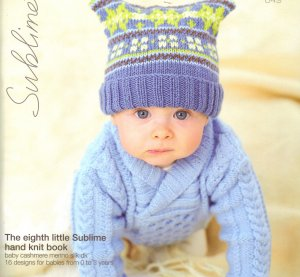 Sublime Books - 649 - The Eighth Little Sublime Hand Knit Book