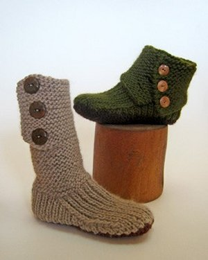 cocoknits Cocoknits Patterns - Prairie Boots Pattern
