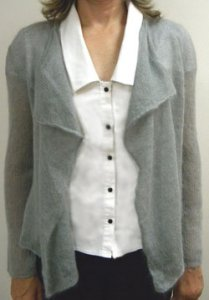 Cascade Kid Seta Cardigan Kit - Women's Cardigans