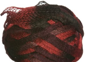 Knitting Fever Flounce Yarn - 14 Brown, Orange, Burgandy (Discontinued)