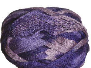 Knitting Fever Flounce Yarn - 21 Lavendar, Lilac, Purple