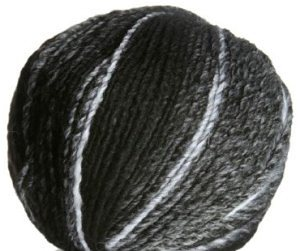 Katia Azteca Yarn - 01 Smoke, Light Grey