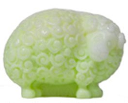 Debra's Garden Sheep Soap - Lime Fresca (Lime Scent)