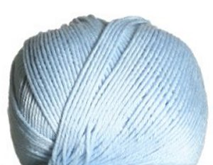 Rowan Cotton Glace Yarn - 827 - Chalk (Discontinued)