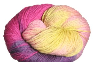 Lorna's Laces Shepherd Sport Yarn - '11 May - The White Witch's Lure