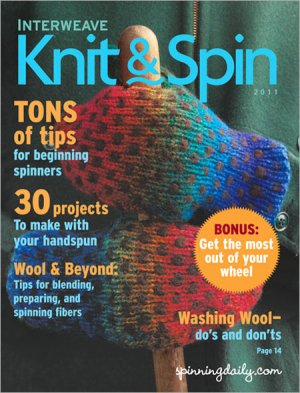 PieceWork Magazine - Knit & Spin 2011