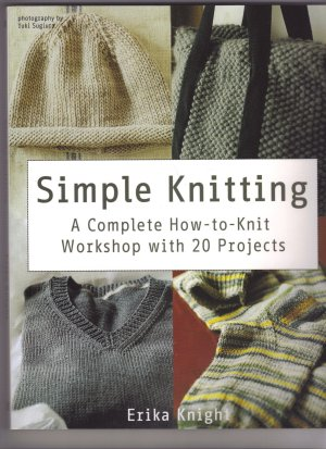 Simple Knit and More - Simple Knitting