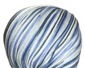 Austermann Algarve Color Yarn - 114 Blues