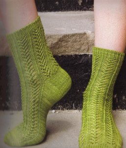 Malabrigo Sock Hedera Socks Kit - Socks
