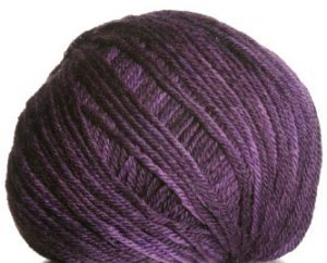 Queensland Collection Rustic Wool DK Yarn - 222 Regal Purple