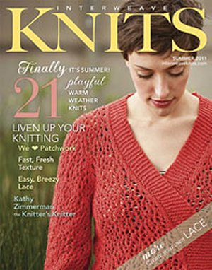 Interweave Knits Magazine - '11 Summer