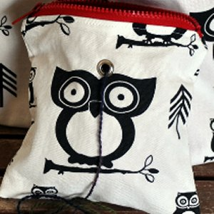 Top Shelf Totes Yarn Pop - Single - Owls - Large