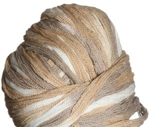 Trendsetter Flamenco Yarn - 01 Marshmallow Twist