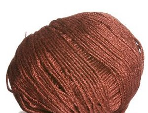 Elsebeth Lavold Bambool Yarn - 11 Cherrywood
