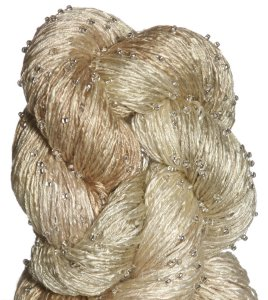 Artyarns Beaded Silk Light Yarn - H12 w/Silver