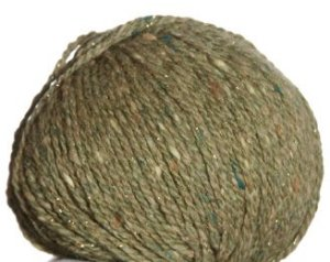 Berroco Blackstone Tweed Metallic Yarn - 4651 Forest Floor (Discontinued)
