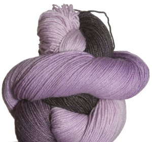 Lorna's Laces Solemate Yarn - Lorna's Purple Mustang