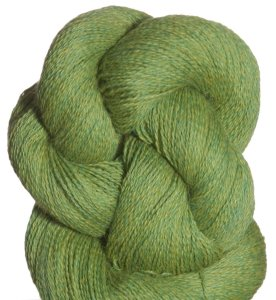 Cascade Alpaca Lace Yarn - 1428 Lime Heather (Discontinued)