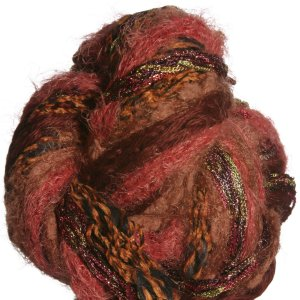 Trendsetter Orbit Yarn - 3434 Rust Multi