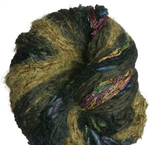 Trendsetter Orbit Yarn - 3842 Green Multi