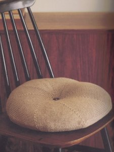 Rowan Lenpur Linen Round Pillow Kit - Home Accessories