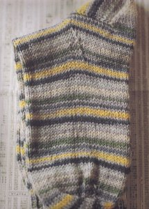 Regia Design Line Erika Knight Four Needle Socks Kit - Socks