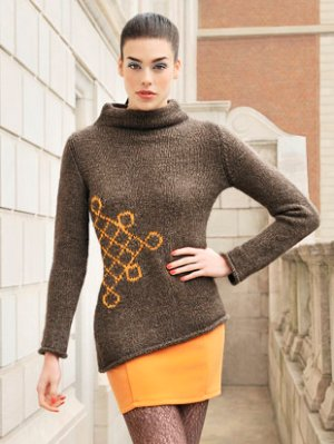 Blue Sky Fibers Adult Clothing Patterns - Graphic Pullover Pattern